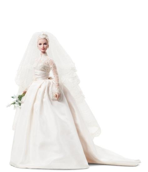 grace-kelly-the-bride-barbie-doll