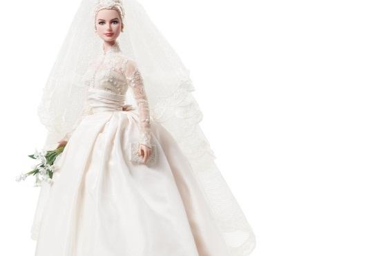 Grace Kelly The Bride Doll, un sueño hecho muñeca