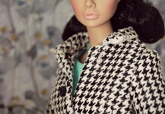 Bonjour Mademoiselle Poppy Parker Doll, ¡esta sí!
