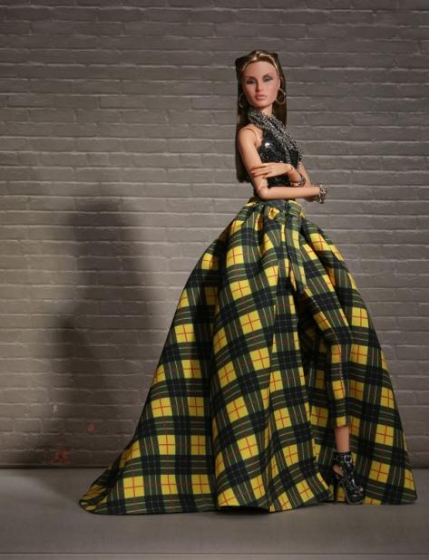 Defiant Rayna Doll