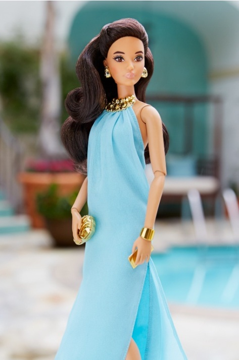 The Barbie Look Barbie Doll - Pool Chic