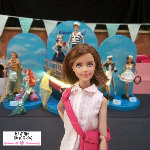 Mis tres nuevas Barbie OOAK