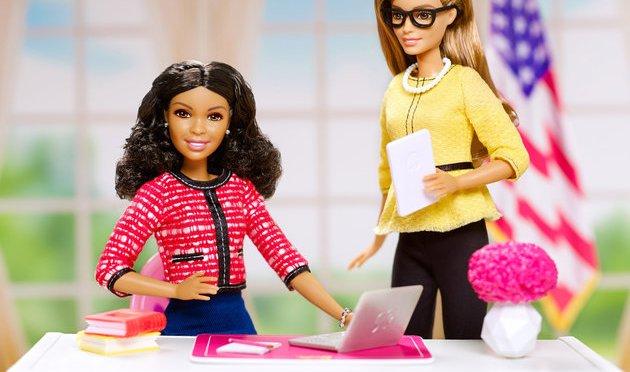 Barbie y su pasado político