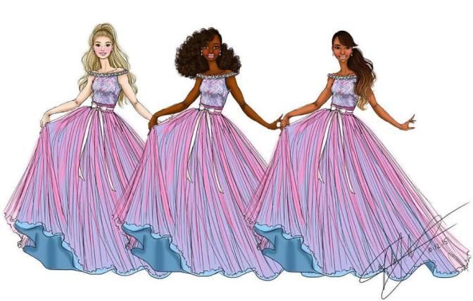 Carlyle Nuera nos habla de sus Barbie Birthday Wishes