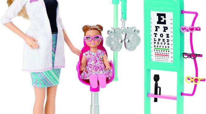 Las profesiones de Barbie. Si ella puede, tú también…
