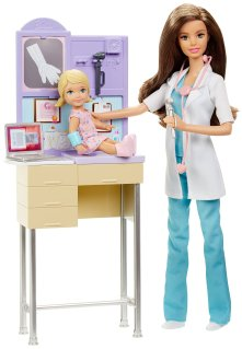 barbie-careers-pediatrician