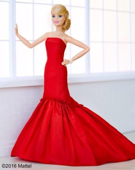 barbie-vestido-rojo