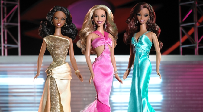 Las muñecas Barbie de Destiny's Child