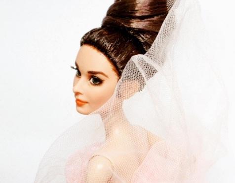 La mejor y mayor colección de muñecas de Audrey Hepburn que he visto