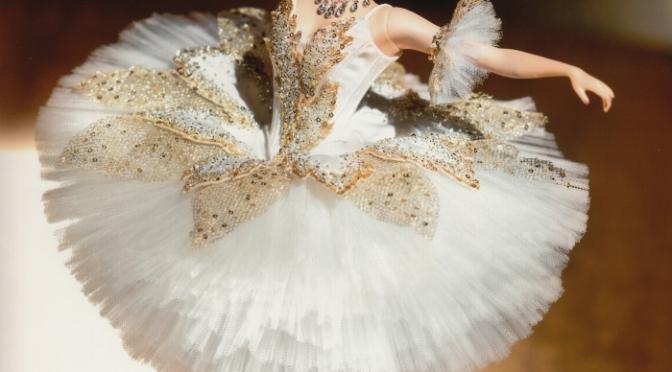 Barbie como bailarina de ballet