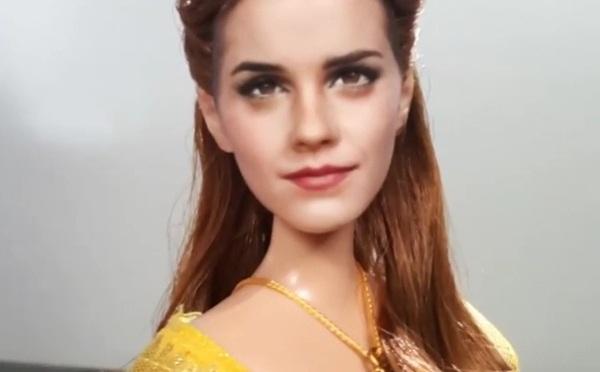 Increíble transformación de la muñeca de Emma Watson gracias a Noel Cruz
