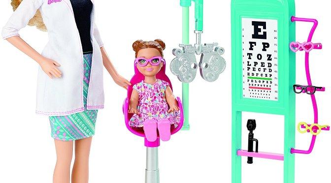 Las nuevas profesiones de Barbie
