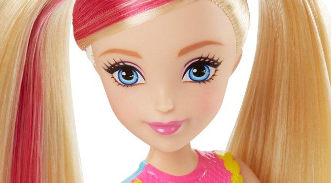 Barbie como nunca antes la habías visto