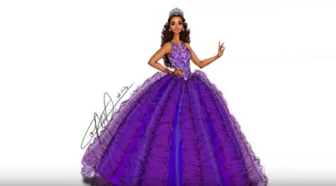 barbie-quinceanera