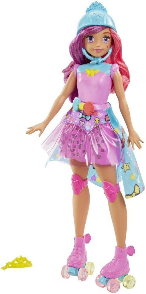 barbie-video-game-hero-match-game-princess-doll-pink-1