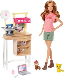 barbie-zoo-doctor-playset