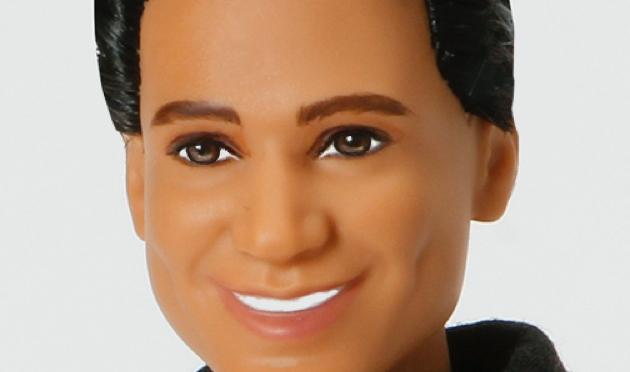 Mario Lopez y su Ken personalizado