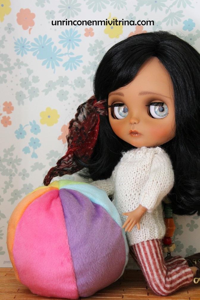 Tabita, mi Blythe más mimosa