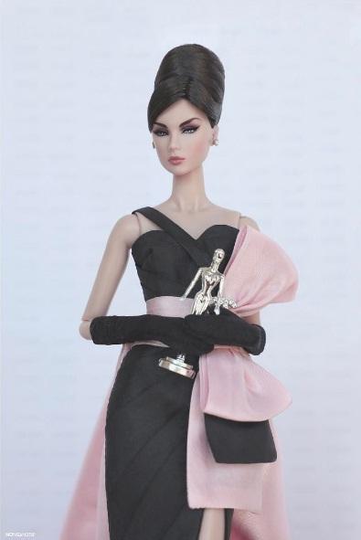 Las muñecas mejor vestidas de los Oscars