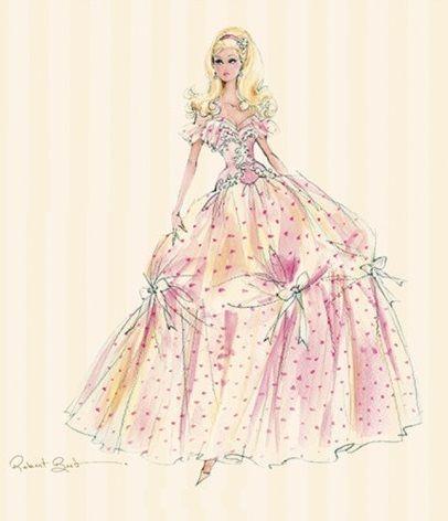 barbie-birthday-wishes-sketch