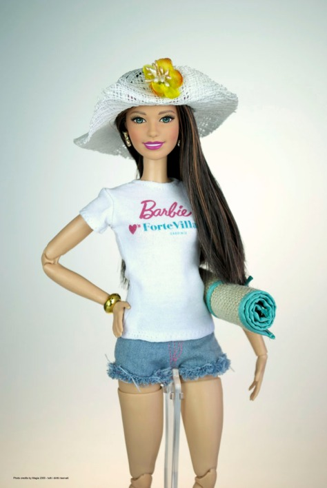 Barbie Forte Village OOAK 3