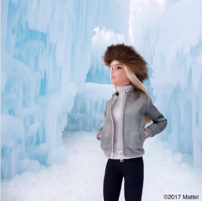 barbie ice