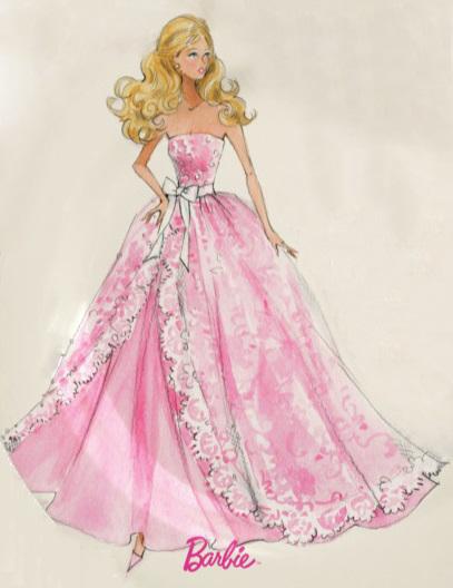 barbie-sketch