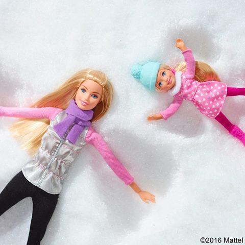 barbie y chelsea