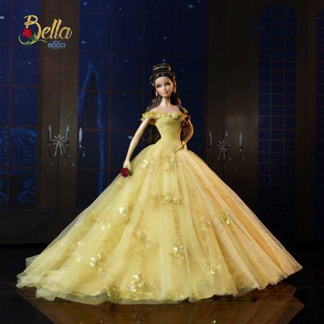 Bella OOAK doll by David Bocci