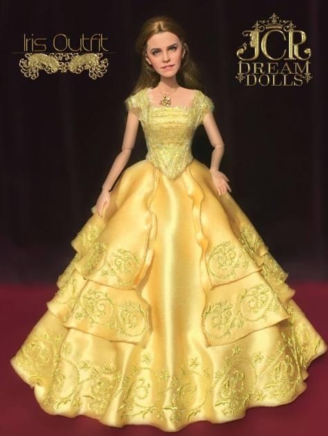Bella OOAK Doll Iris Outfit JCR Dream Dolls
