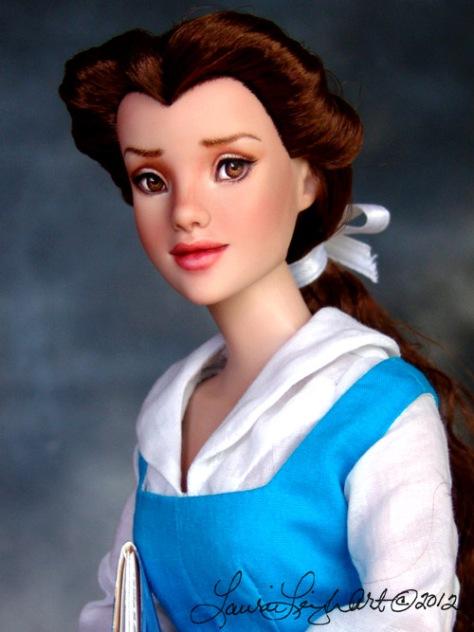 Belle OOAK Doll Tonner