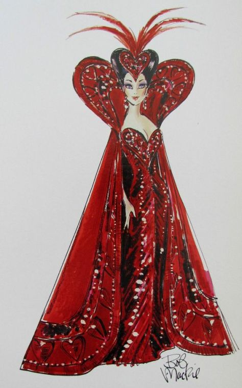 bob-mackie-queen-of-hearts-barbie-illustration