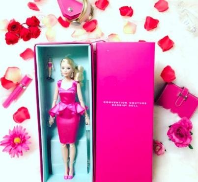 Las primeras muñecas Barbie de Convención de 2017