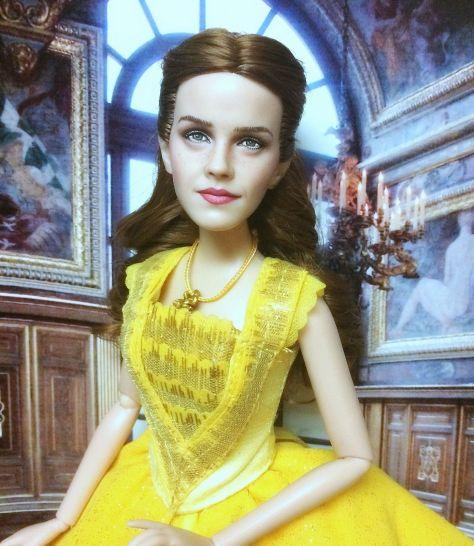 Emma Watson Belle OOAK Cyguy Dolls
