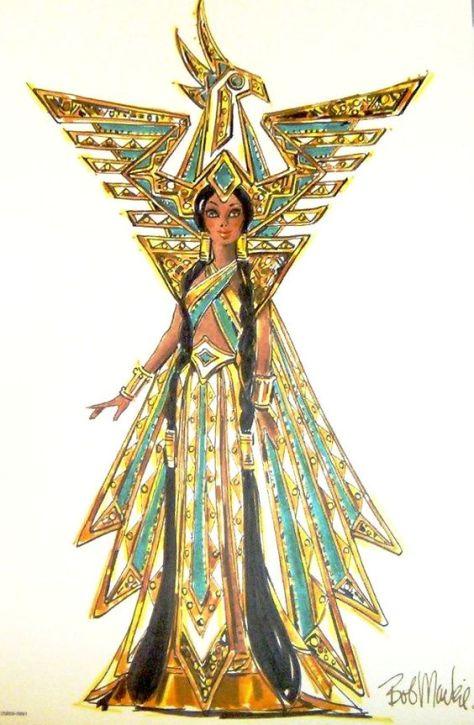 fantasy-goddess-of-the-americas-barbie-sketch