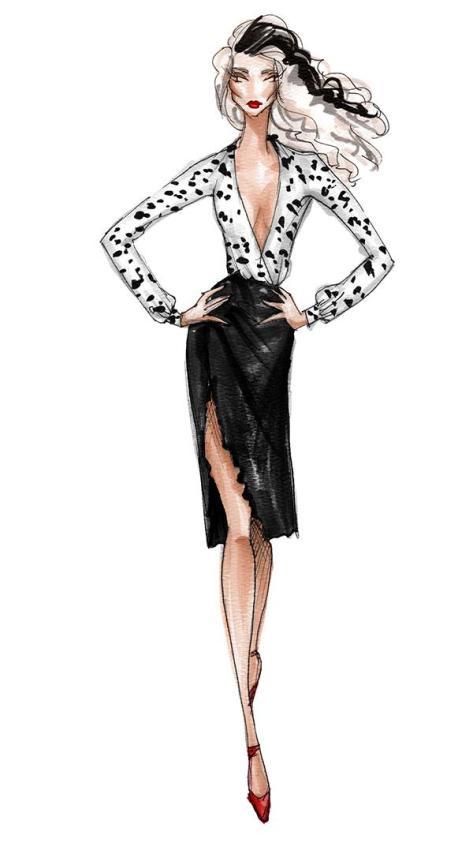 Fashionably Ruthless Tatyana Alexandrova 1