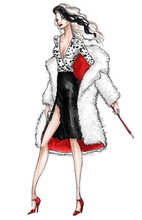 Fashionably Ruthless Tatyana Alexandrova