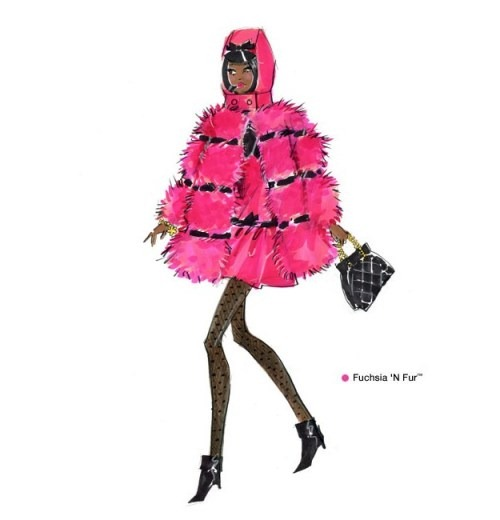 fuchsia-n-fur-barbie-sketch