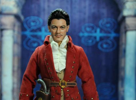 Gaston OOAK Doll Noel Cruz