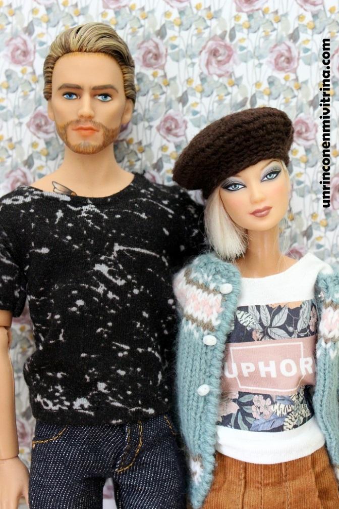 Oh là là, l'amour… Alexa y Adam