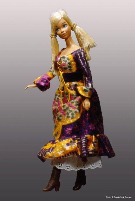 Peasant Dressy #3438