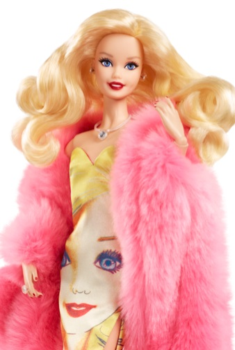 Andy Warhol Barbie Doll 1