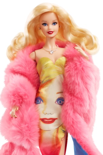 Andy Warhol Barbie Doll 2