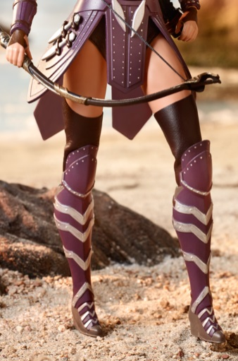 Barbie Antiope Doll 4