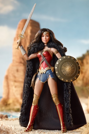 Barbie Wonder Woman Doll 2017 1