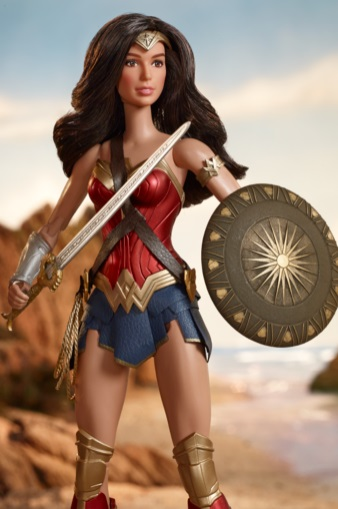 Barbie Wonder Woman Doll 2017 2