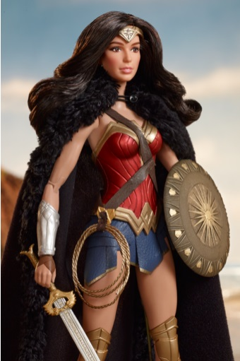 Barbie Wonder Woman Doll 2017 3