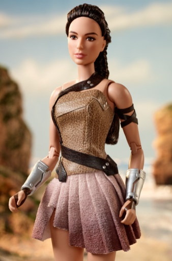 Barbie Wonder Woman Paradise Island Gift Set 1