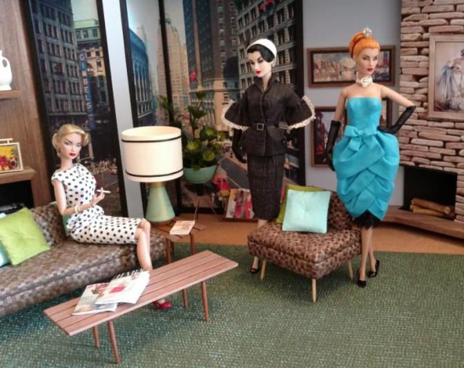 Imágenes reales de las muñecas East 59th
