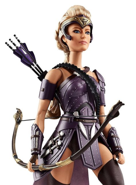 General Antiope Barbie Doll 3